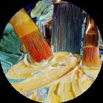 Раздел о картинах маслом