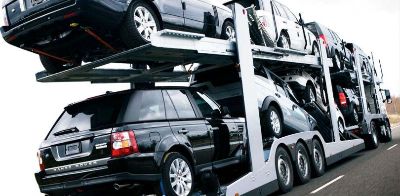 Открытый способ доставки автомобилей на автовозе