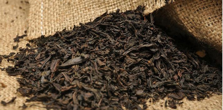 Рассыпной черный чай