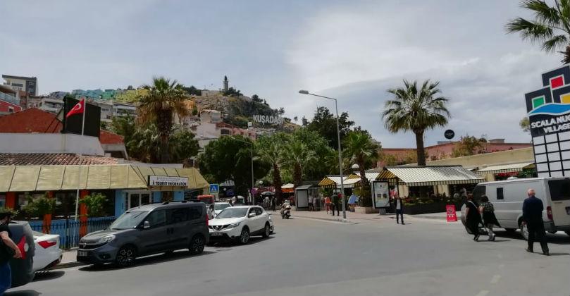 Кушадасы – курортный город в Турции, где мало русских туристов