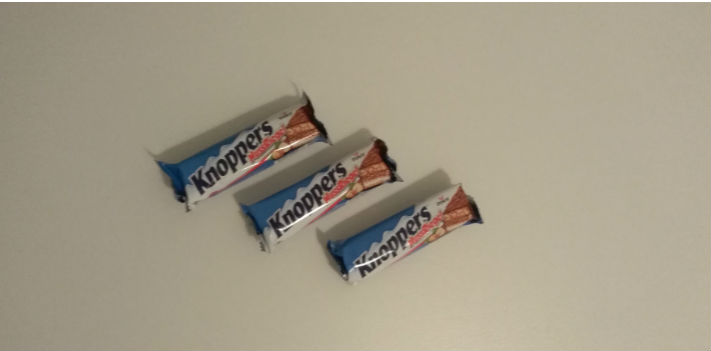 Шоколадки knoppers