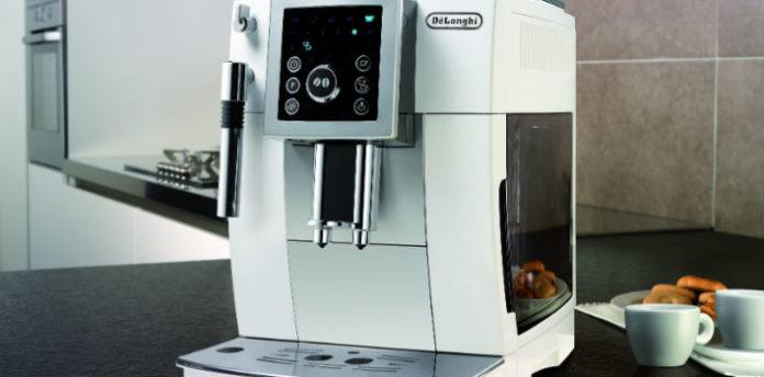 Кофе машина DeLonghi фото
