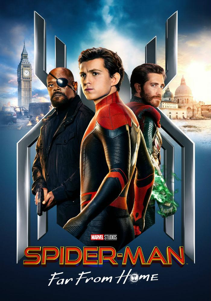 Фильм, Человек паук, вдали от дома