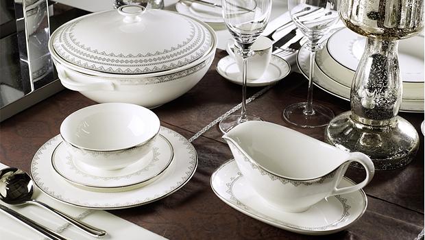 Почему в ресторанах посуда как правило белая