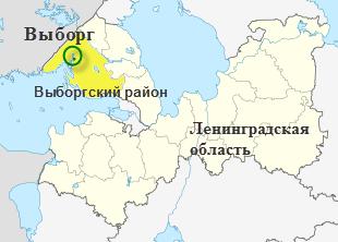 Выборг - самый европейский маленький городок России