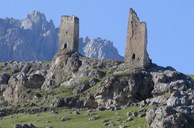 Фиагдон – тихий уголок среди огромных гор