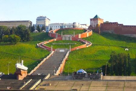 10 достопримечательностей в России