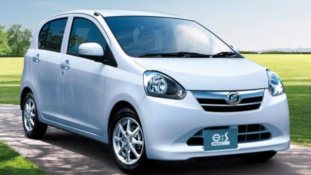 Экономичные автомобили с правым рулем