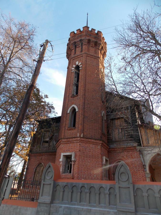 Усадьба Сеньковых в городе Вязники