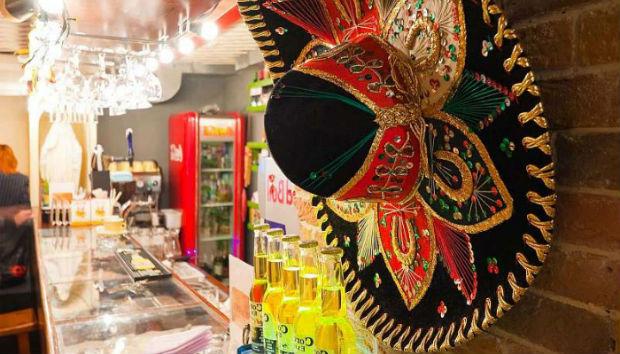 Мексиканские рестораны, особенное меню