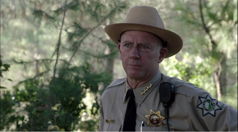 Все серии с шерифом Макалистером – Кровавый Джон