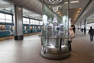 Станция метро Москвы Воробьевы горы