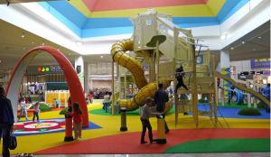 Детская площадка в Мега Химки