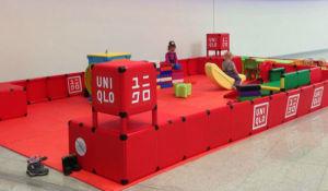 Детская площадка в ТЦ Океания