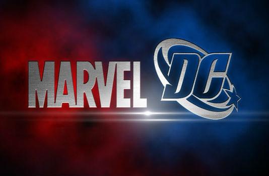 Список фильмов о супергероях Марвел и ДС