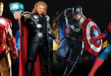Супергерои от Марвел