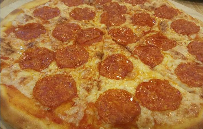 Пицца пепперони в Красногорске