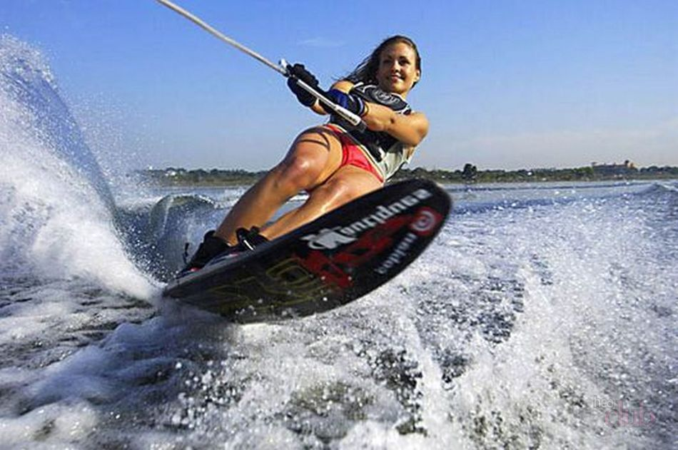 Водные виды спорта