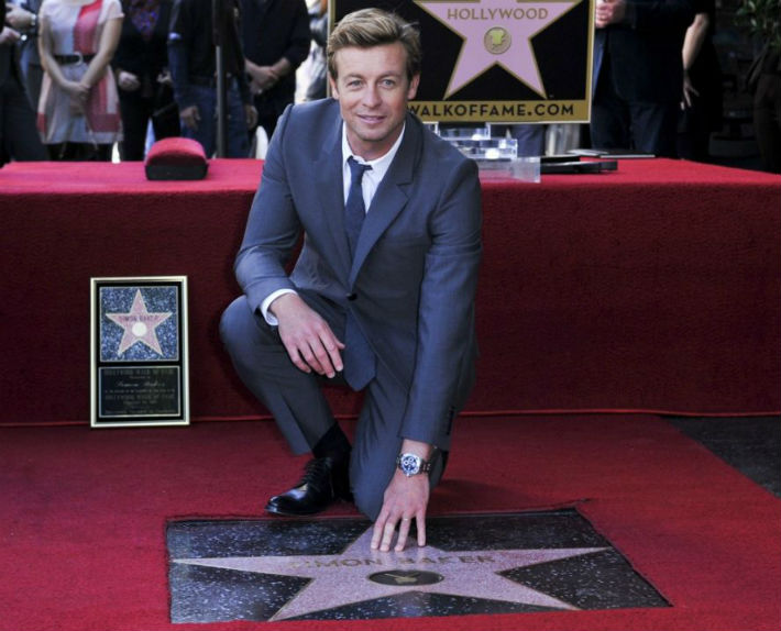 Звезда на аллеи славы в Голливуде