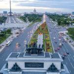 Маршрут для прогулки в Москве