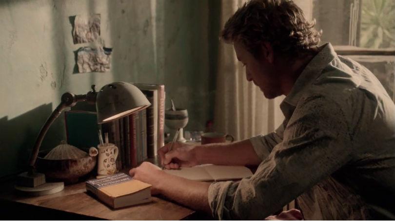 Джейн пишет Лисбон находясь в бегах