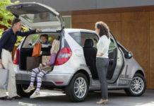 Семейный автомобиль, фото