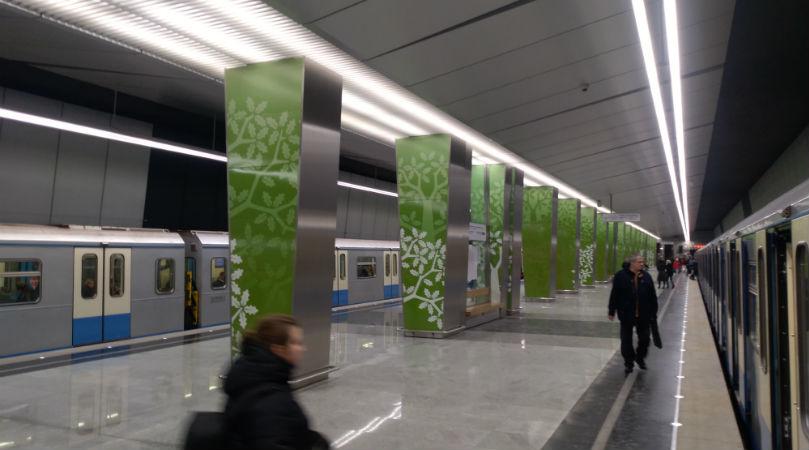 станция Раменки